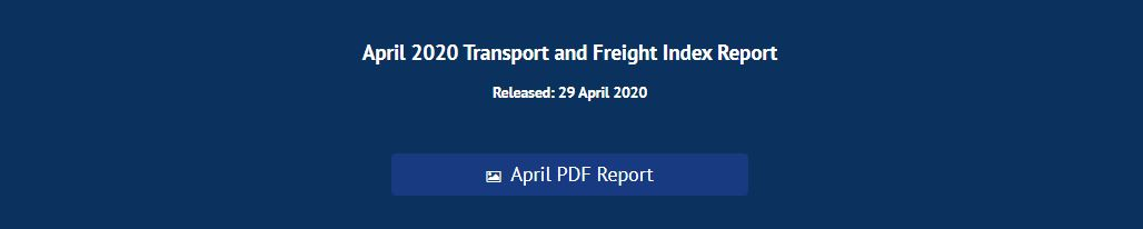 April 2020 Transport and Freight Index Report