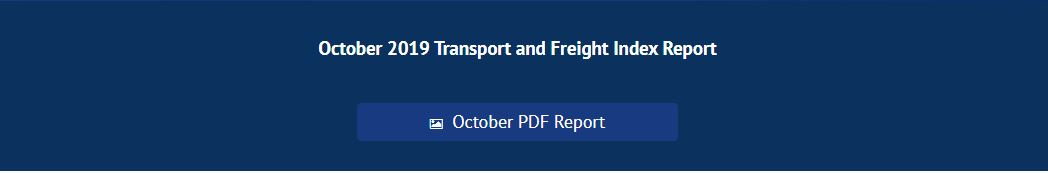 October 2019 Transport and Freight Index Report