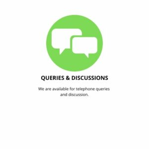 Queries and Discussions